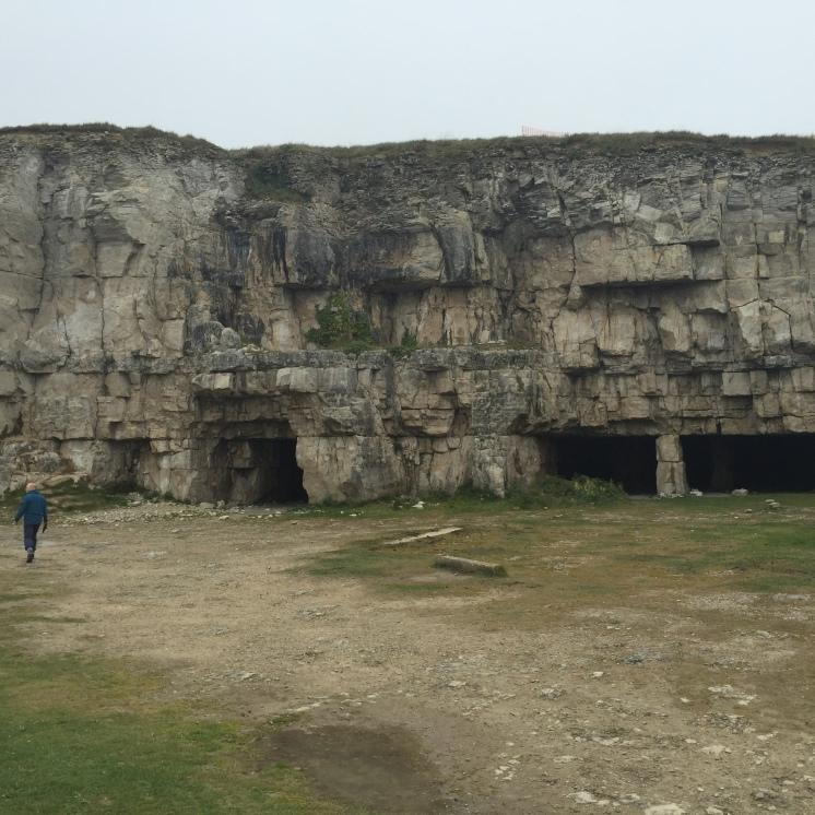 The Winspit Quarry