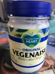 Vegan Mayo from Elf Foods Loughborough