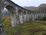 Glenfinnan Viaduct- The Harry Potter Bridge