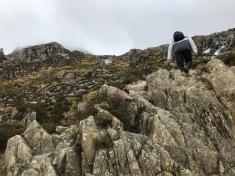 Walking in Snowdonia National Park