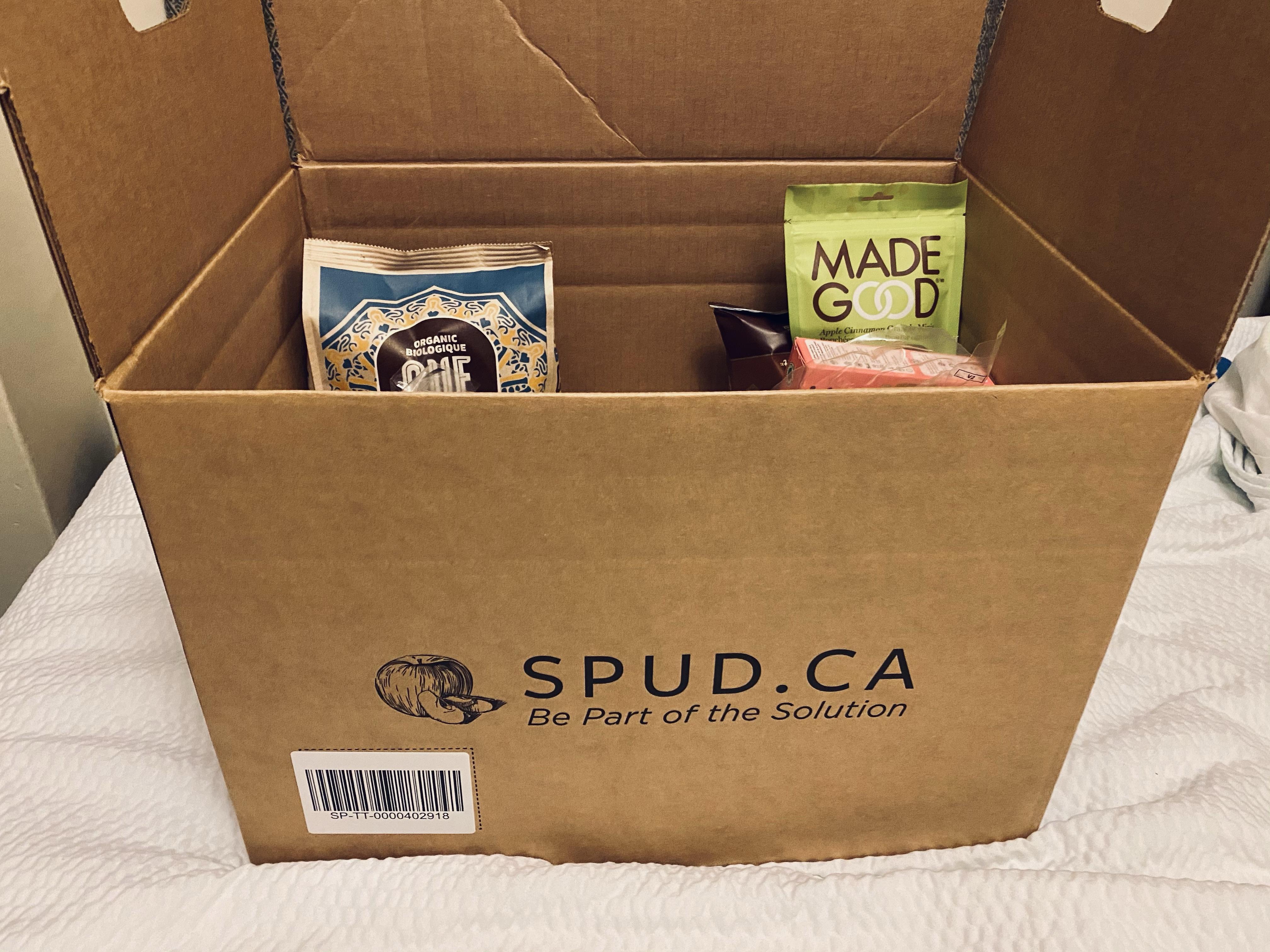 SPUD online grocery store